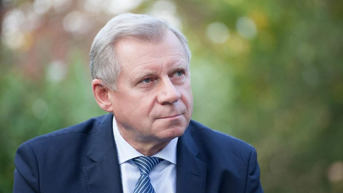 Яків Смолій подав у відставку