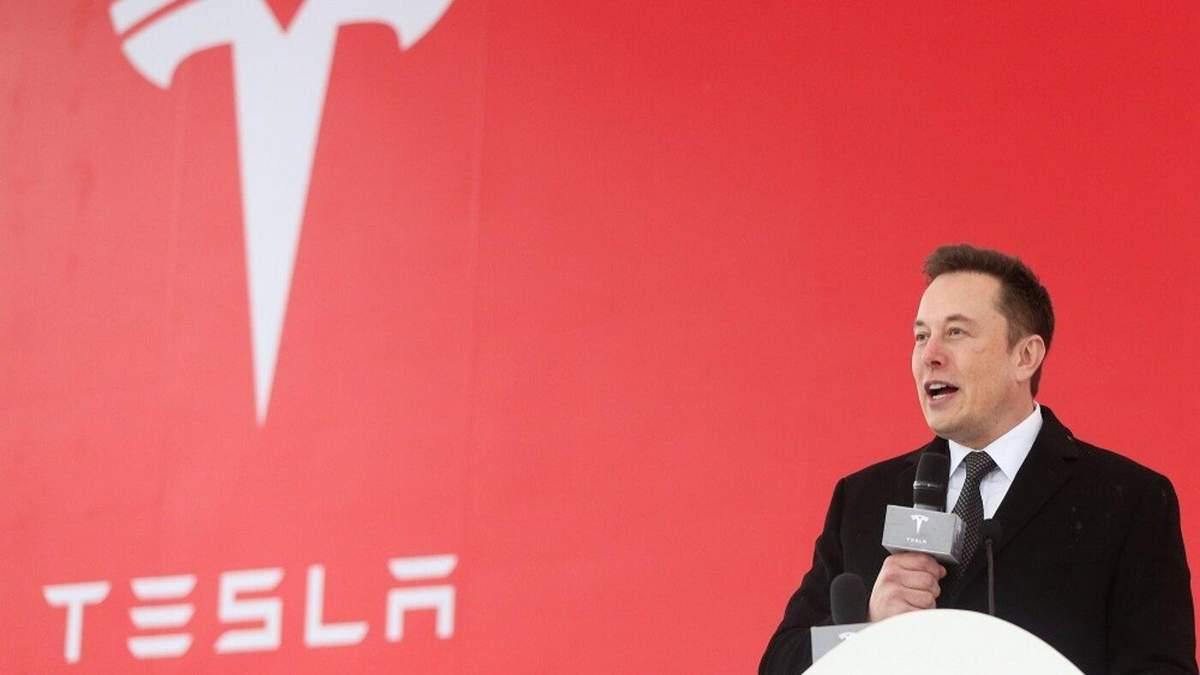 Капіталізація Tesla досягла рекорду – акції подорожчали