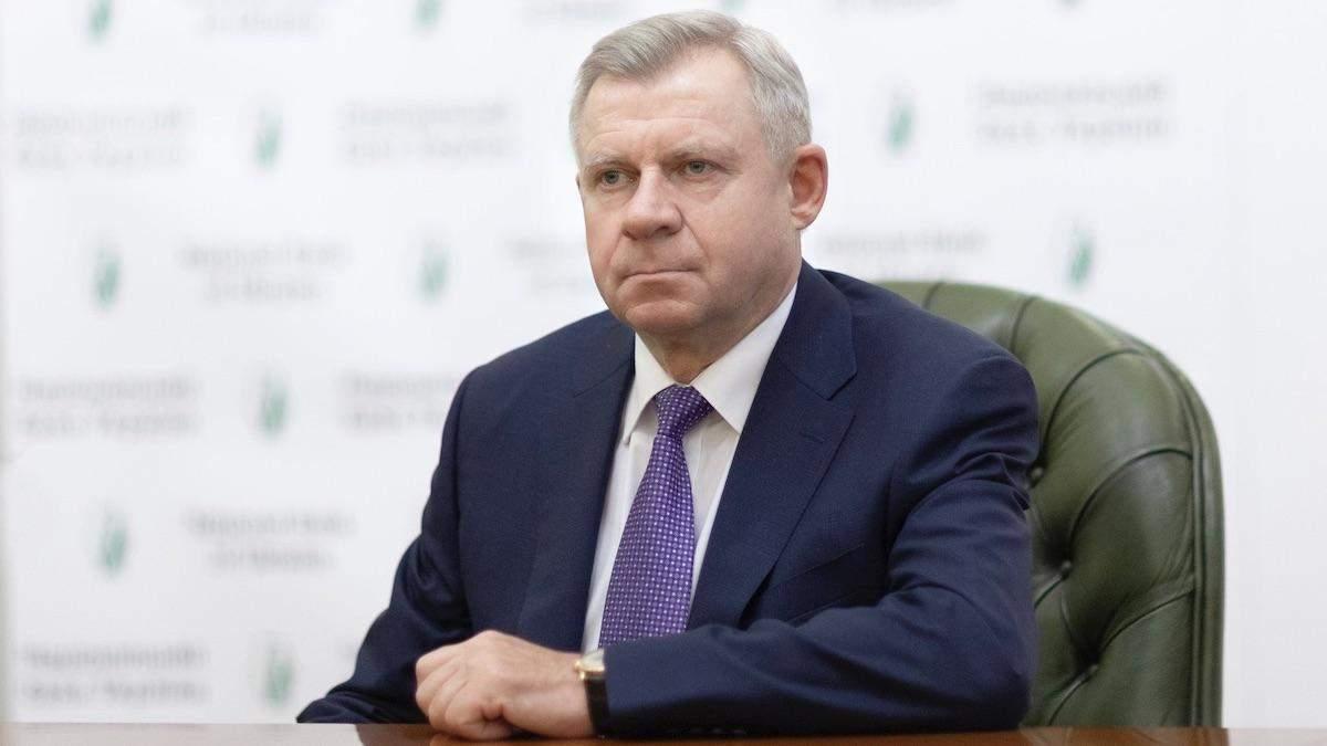 Яків Смолій пішов у відставку 3 липня 2020: Рада підтримала його відставку