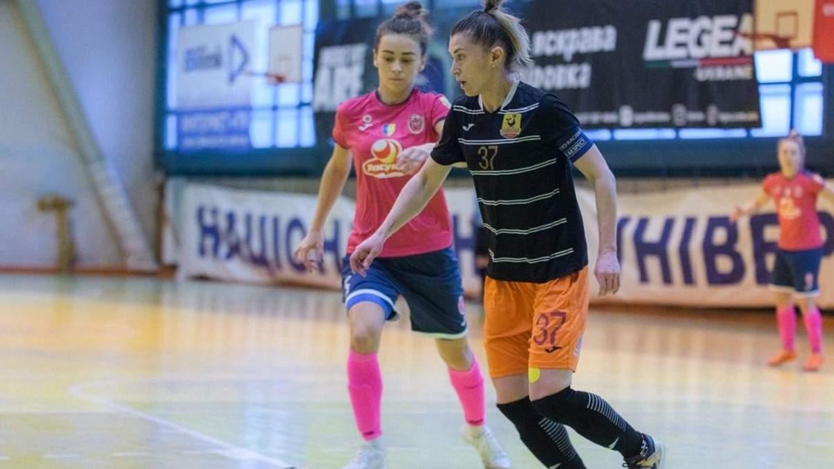Будстар-НПУ – чемпіон України з футзалу серед жінок