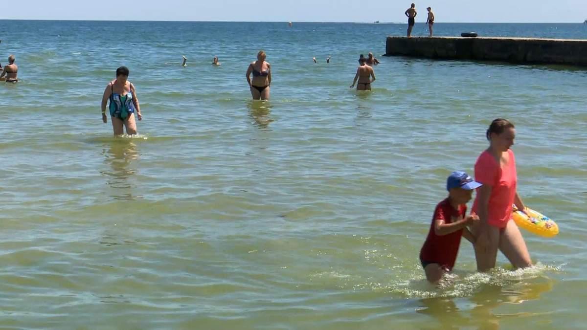 Небезпечні пляжі Одеси: де купатись не можна