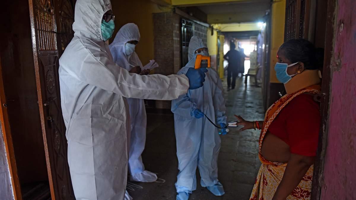 В Индии жених умер через 2 дня после свадьбы от COVID-19, свыше 100 гостей инфицированные