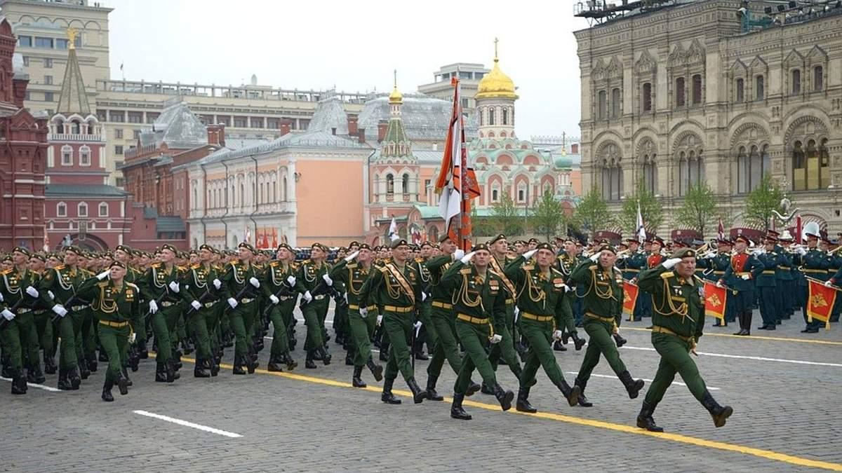 Канал КРТ перевірить Нацрада: канал показував парад перемоги
