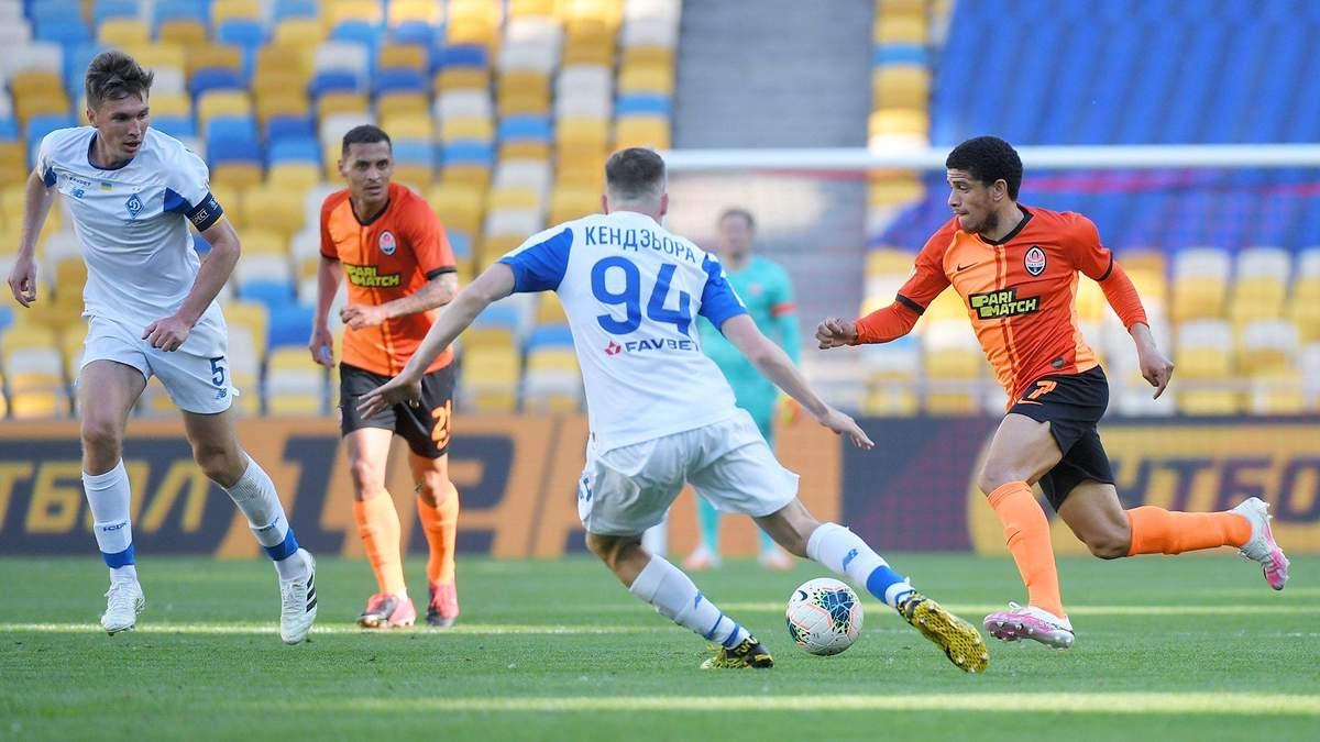Динамо – Шахтар – де дивитися онлайн матч 4 липня 2020