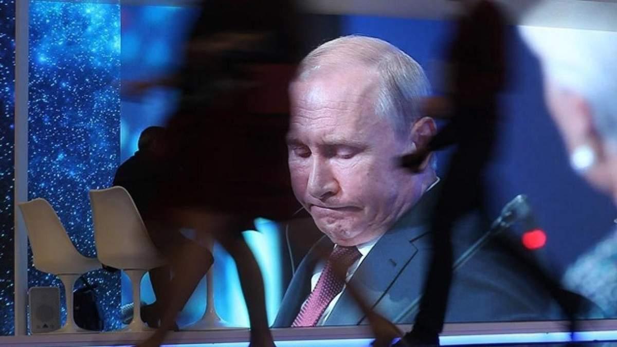 Правки в Конституцію РФ – чому насправді Путін програв – 24 Канал