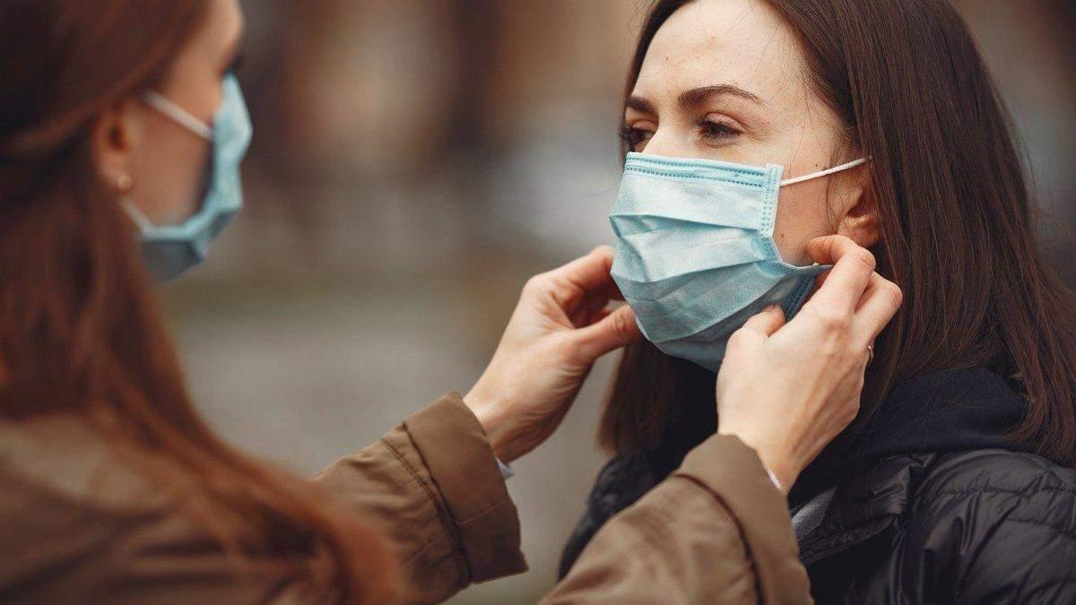 Штрафи – як і де потрібно носити маску - Новини України - 24 Канал