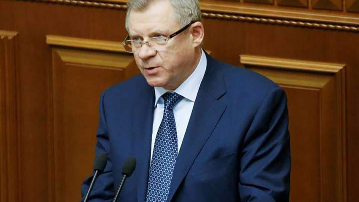 Выступление Якова Смолия в Верховной Раде 3 июля 2020: видео