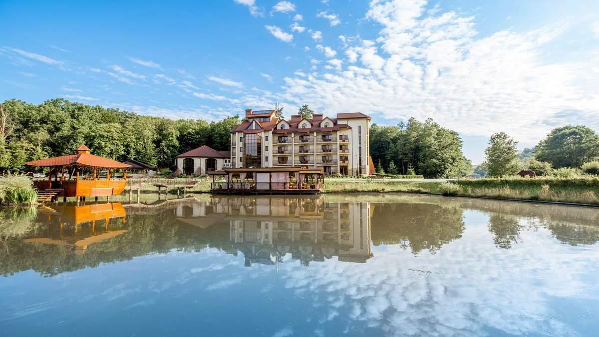 Отдых на озере вблизи Львова - список мест, где можно купаться летом