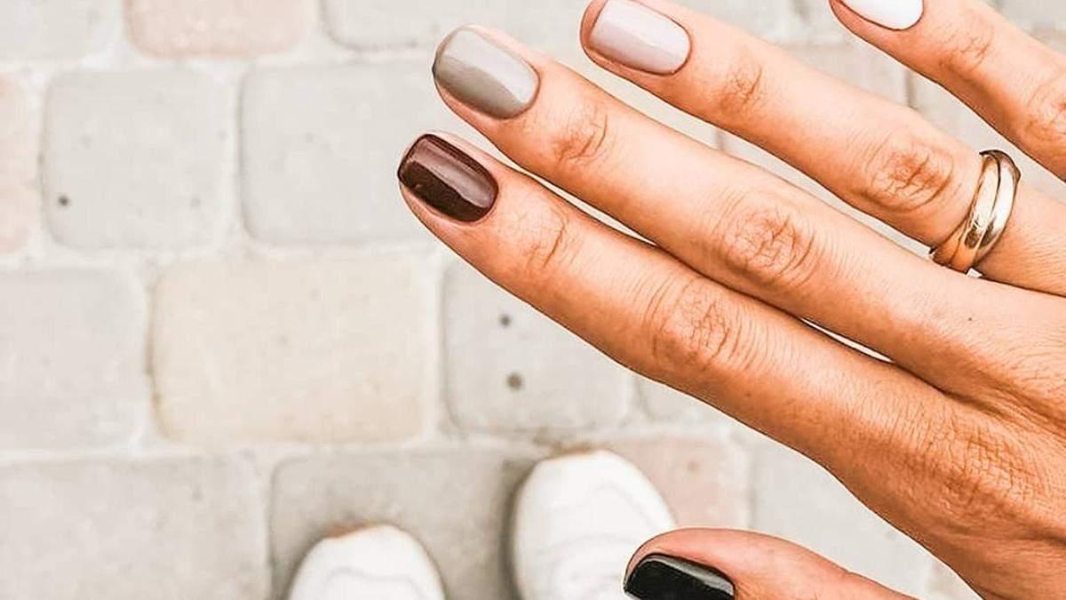 Який зробити манікюр – манікюр літа 2020: тренд toffee nails