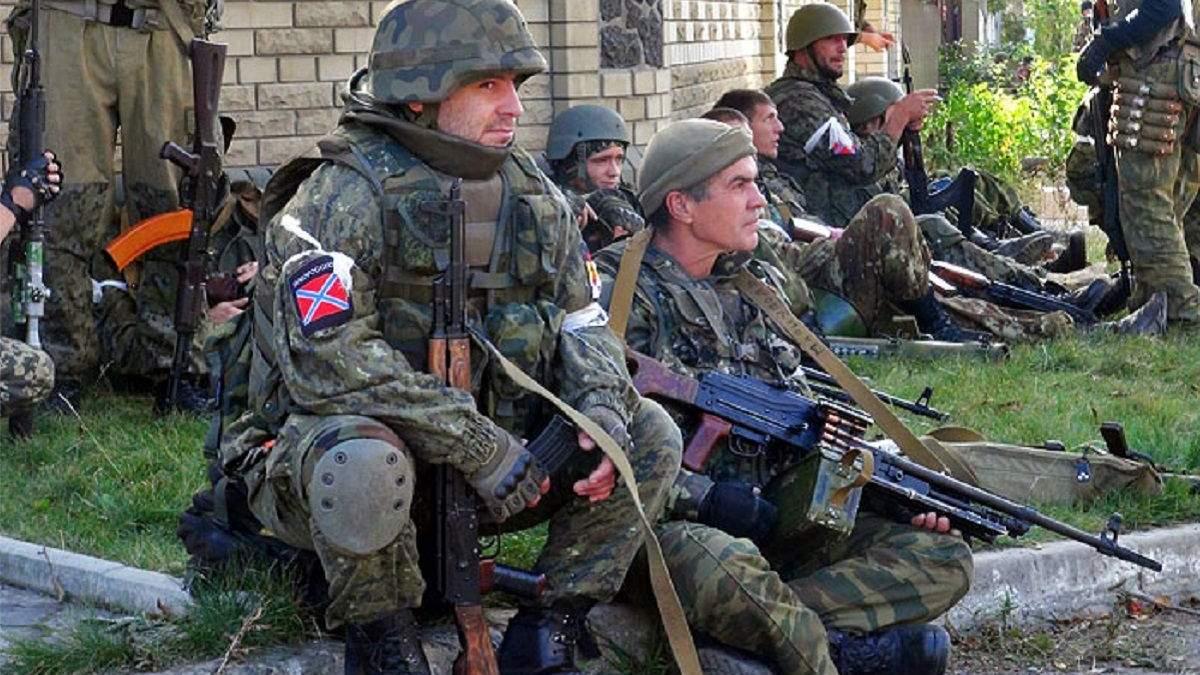 Донецкие боевики покупали себе поддельные дипломы украинских вузов