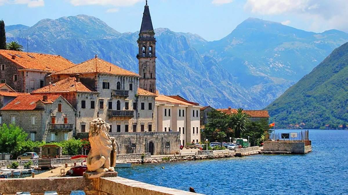 Черногория попала в красную зону МОЗ 3 июля 2020