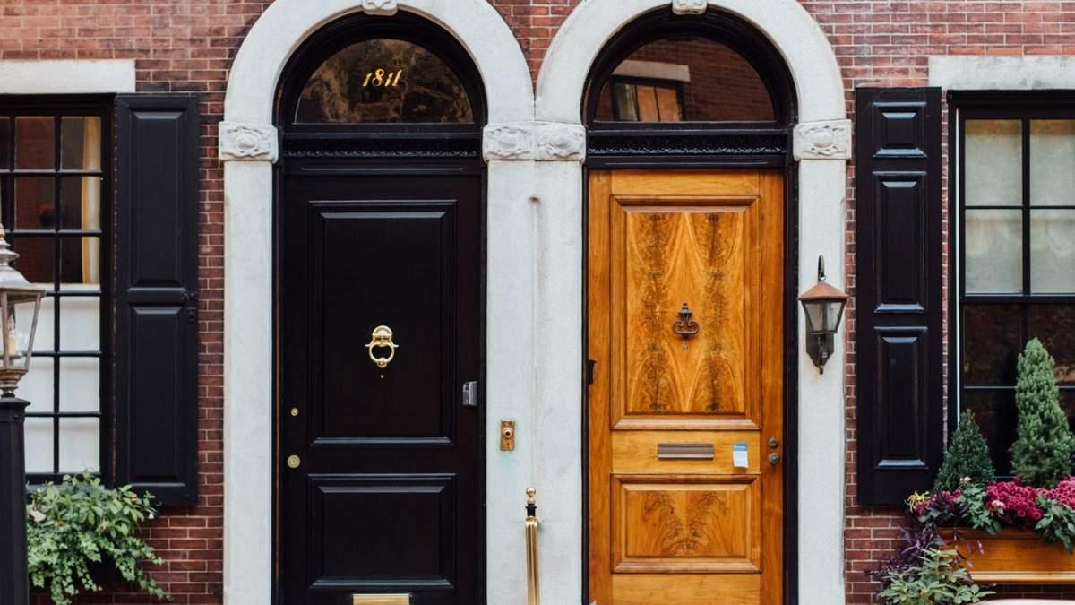 Дизайну дверей зазвичай приділяють замало уваги