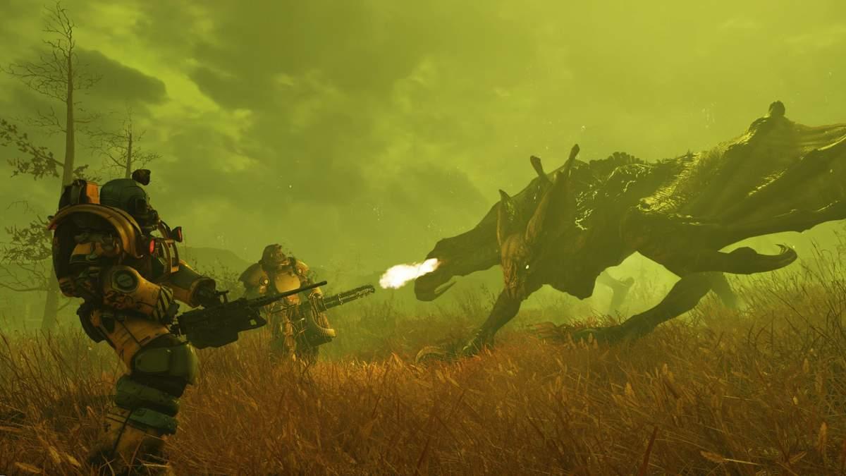 Серіал за мотивами гри Fallout
