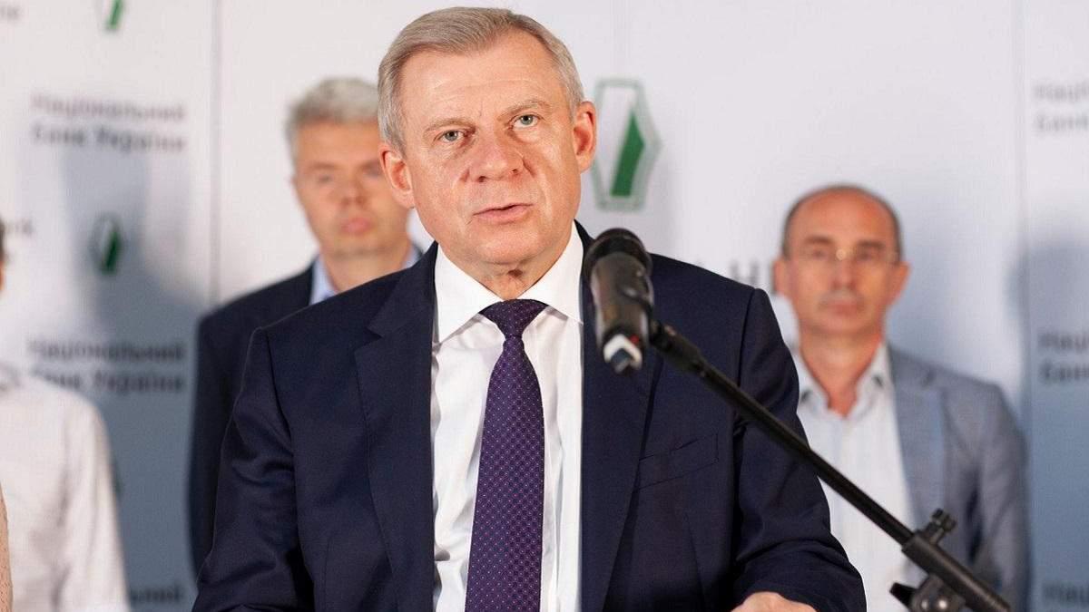 Смолий подтвердил, что ушел в отставку после разговора с Зеленским