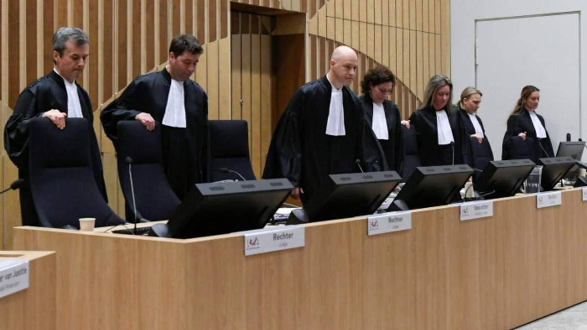 Дело о авиакатастрофе MH17: защита настаивает на другой версии