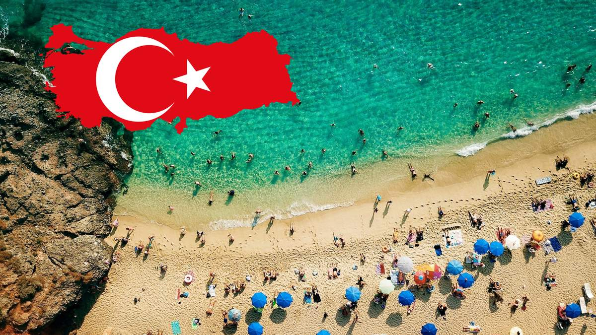 Туризм в Турции: украинцы смогут оформлять вид на жительство