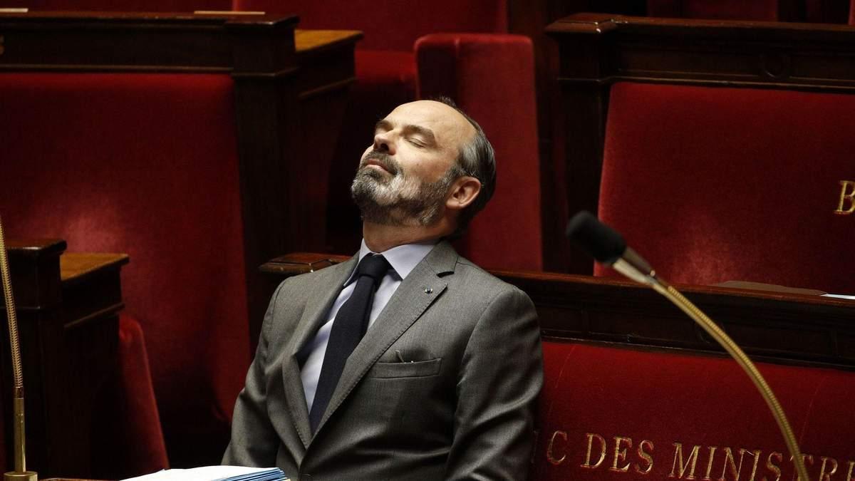 Едуар Філіпп пішов у відставку, його дії будуть розслідувати