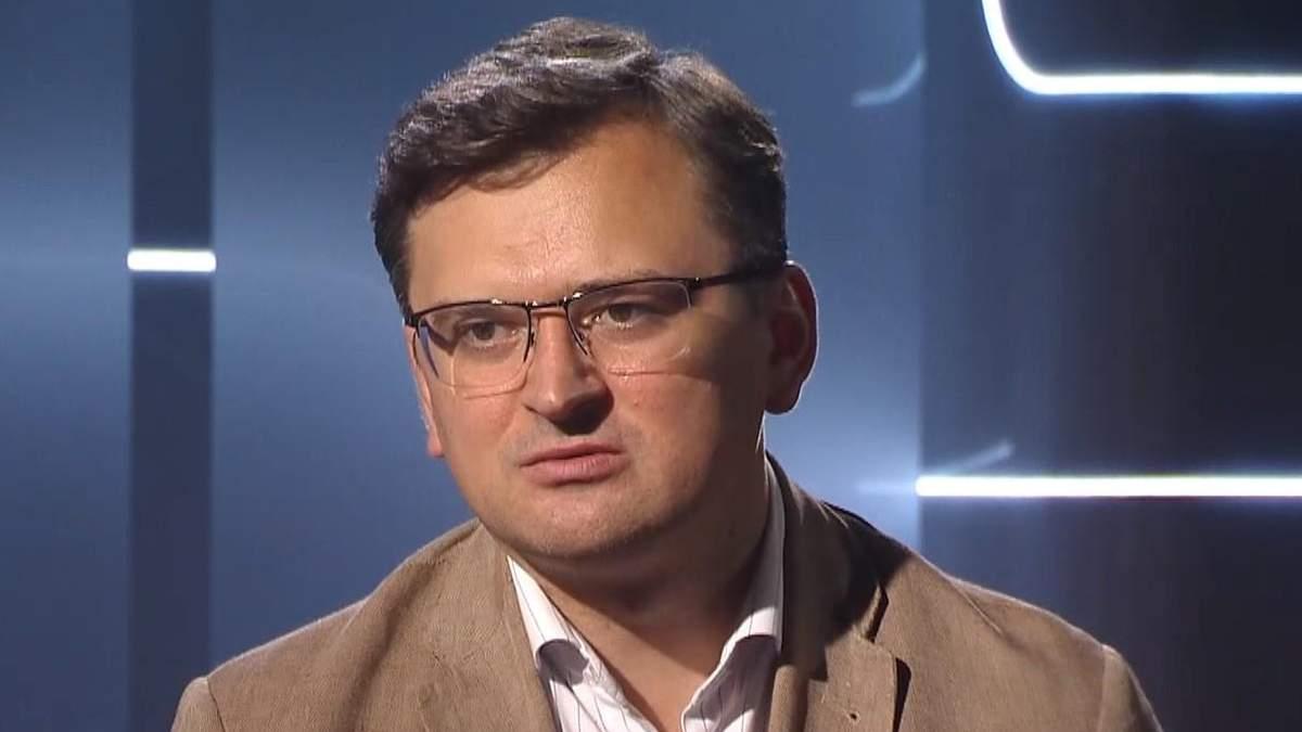 Кулеба: Вводить в минский формат проблематику Крыма – это блокировать и Крым, и Донбасс