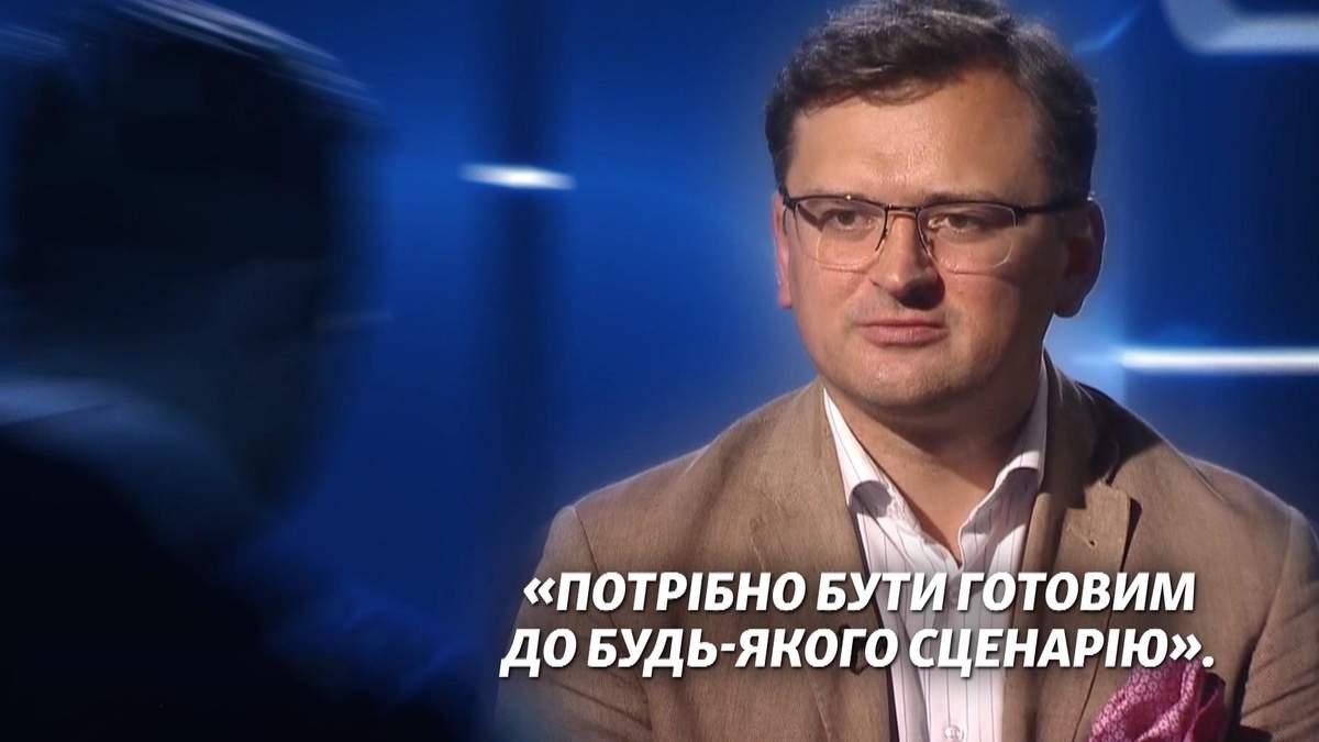 Деоккупация Крыму неизбежно произойдет: интервью с Кулебой