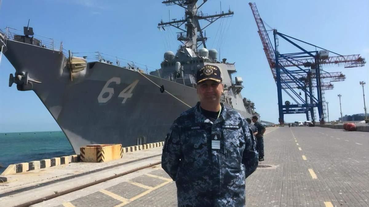 Командующий ВМС Неижпапа об угрозе со стороны России