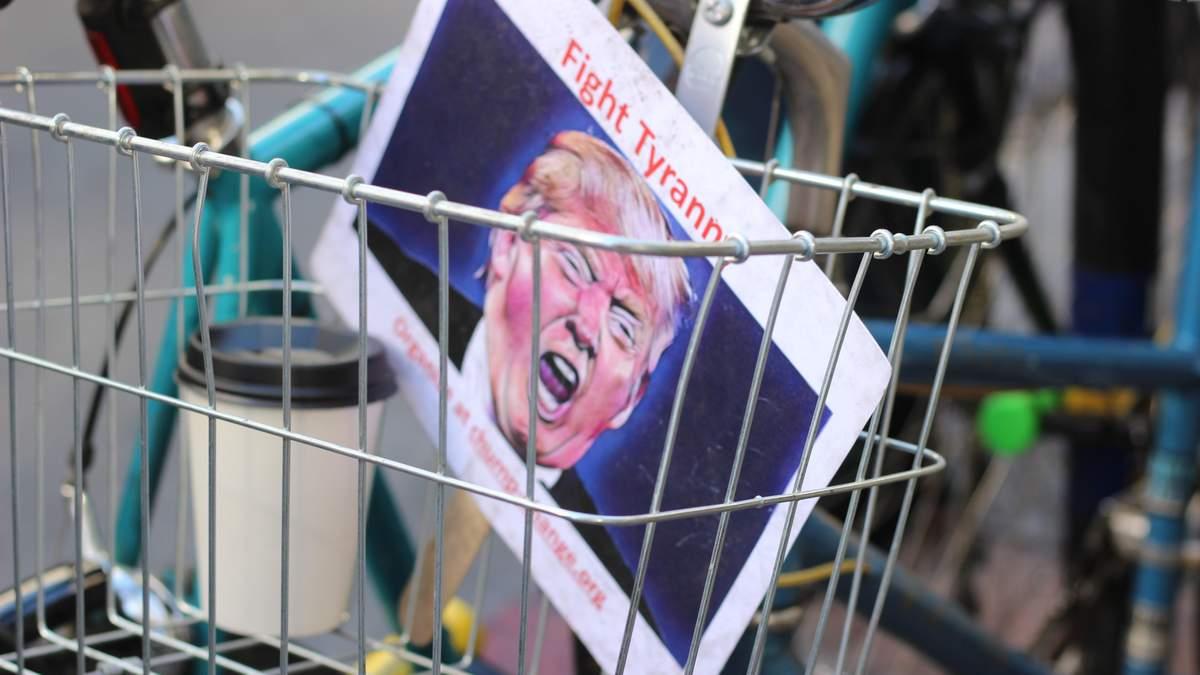 Рейтинги Трампа 2020 падають через коронавірус та Black Lives Matter