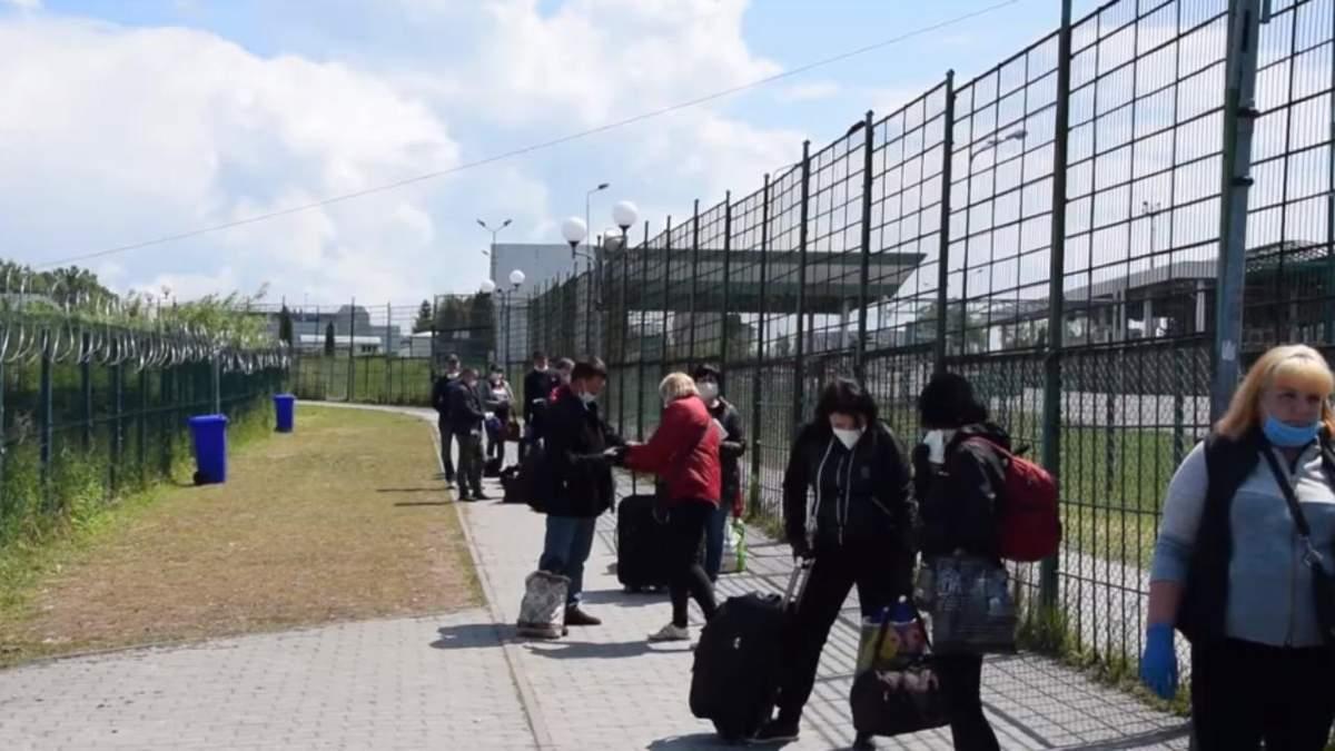 Наркотики пытались переправить в Польшу