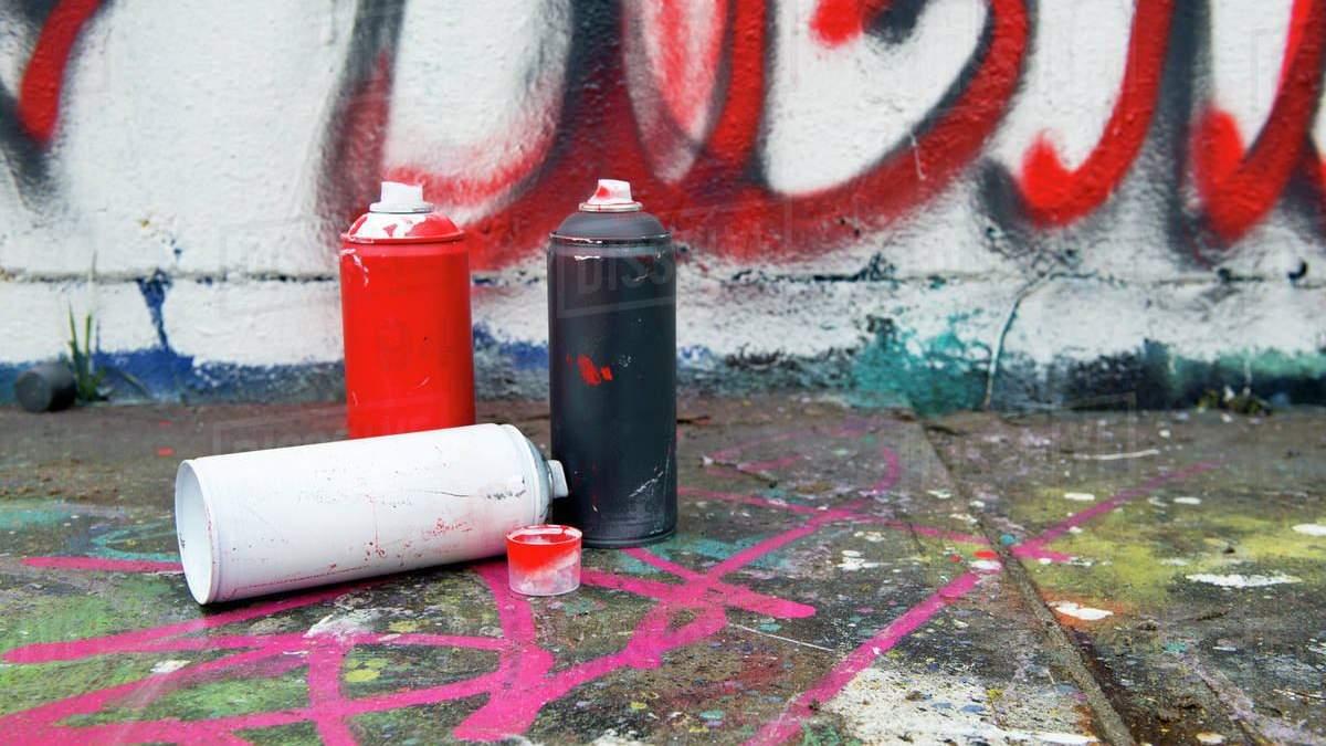 500 квадратних метрів графіті: у Дніпрі влаштували незвичний конкурс