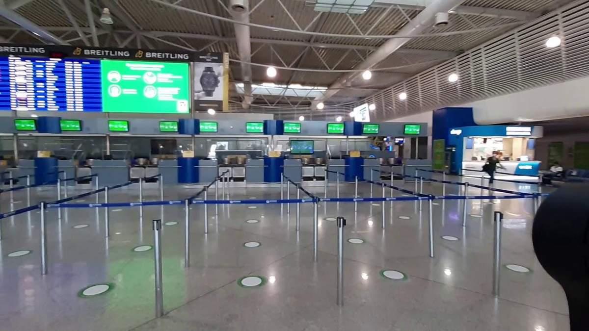 Українців затримали в аеропорту Афін