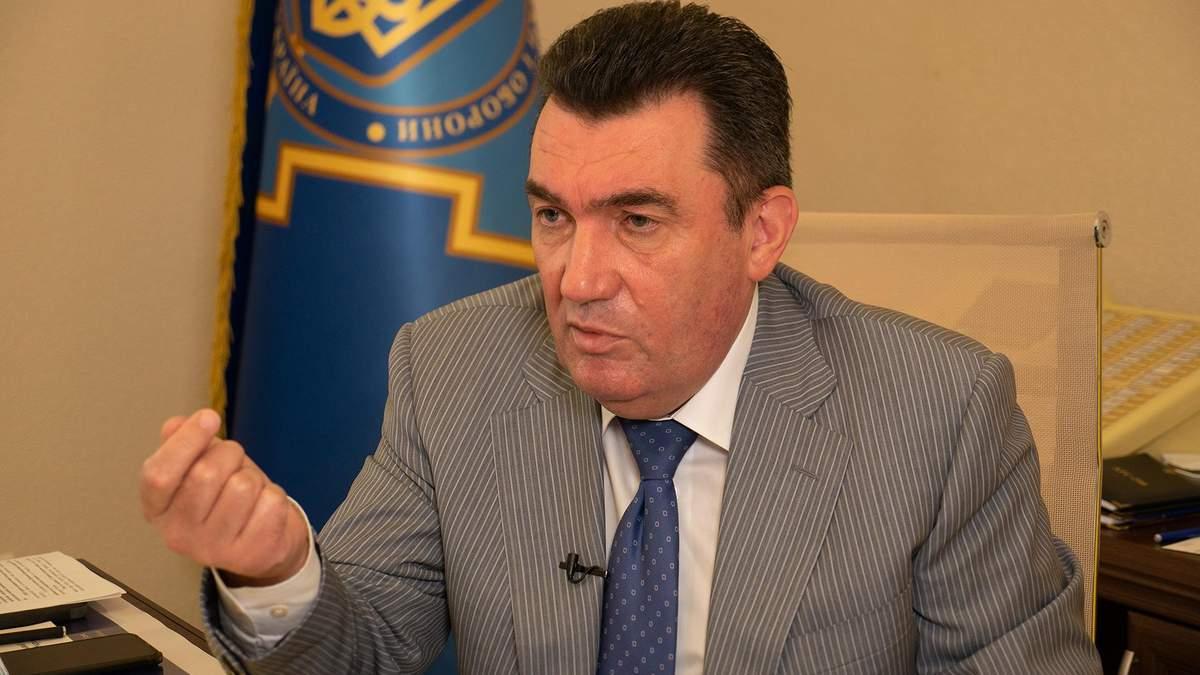 На назначение Ляшко главным санврачом повлиял секретарь СНБО Данилов