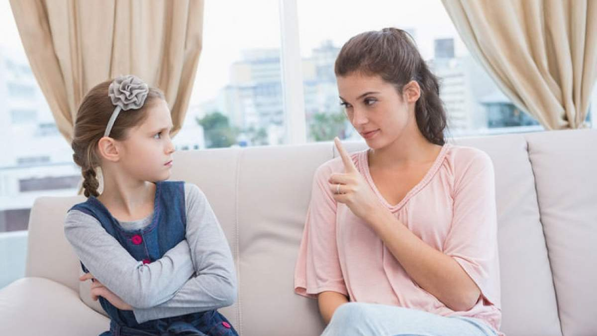 Батьки не можуть домовитися з дитиною