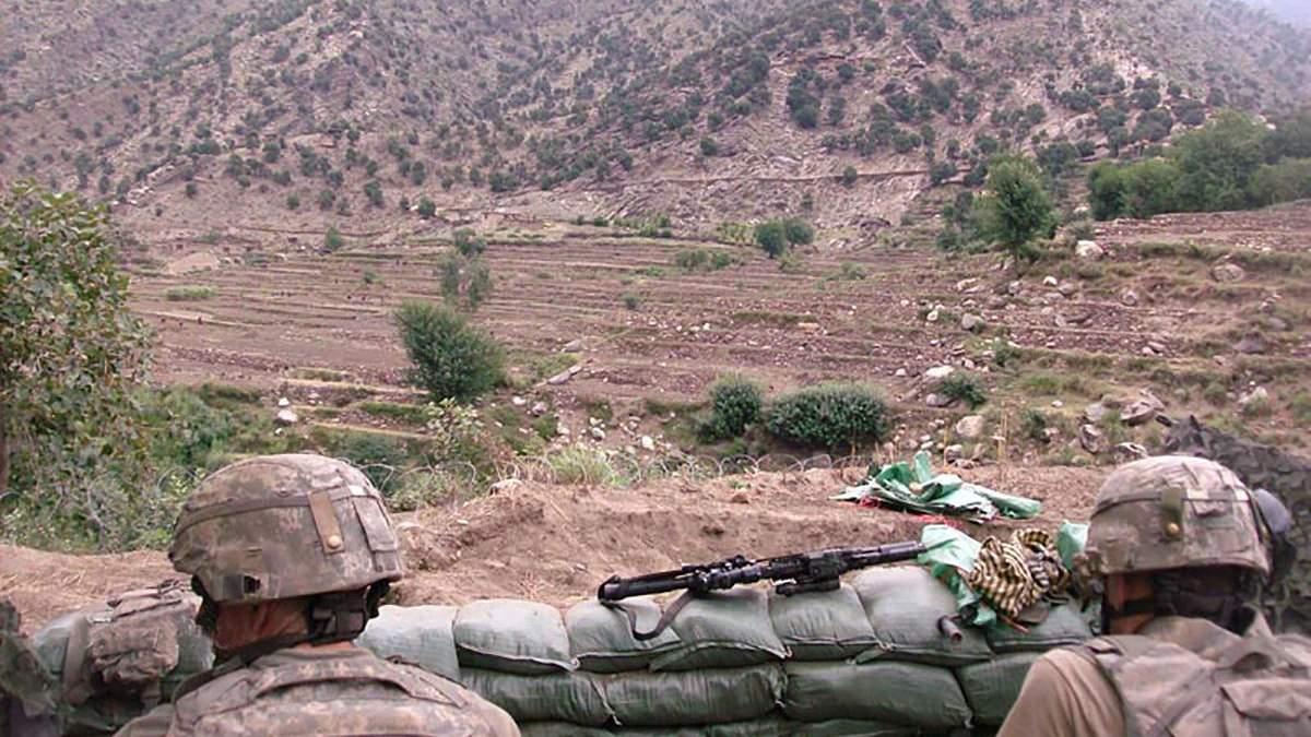 Место смерти: битва, которая изменила тактику США в Афганистане