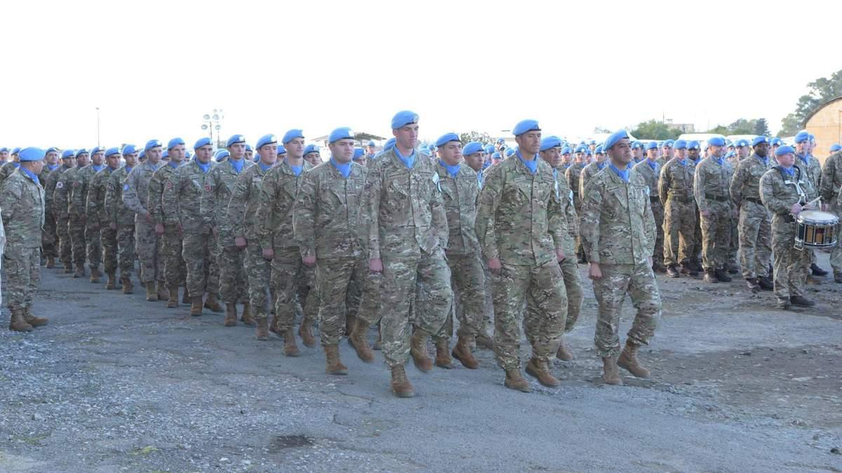 Україна розглядає варіант введення миротворців ОБСЄ на Донбас: це безпрецедентний випадок