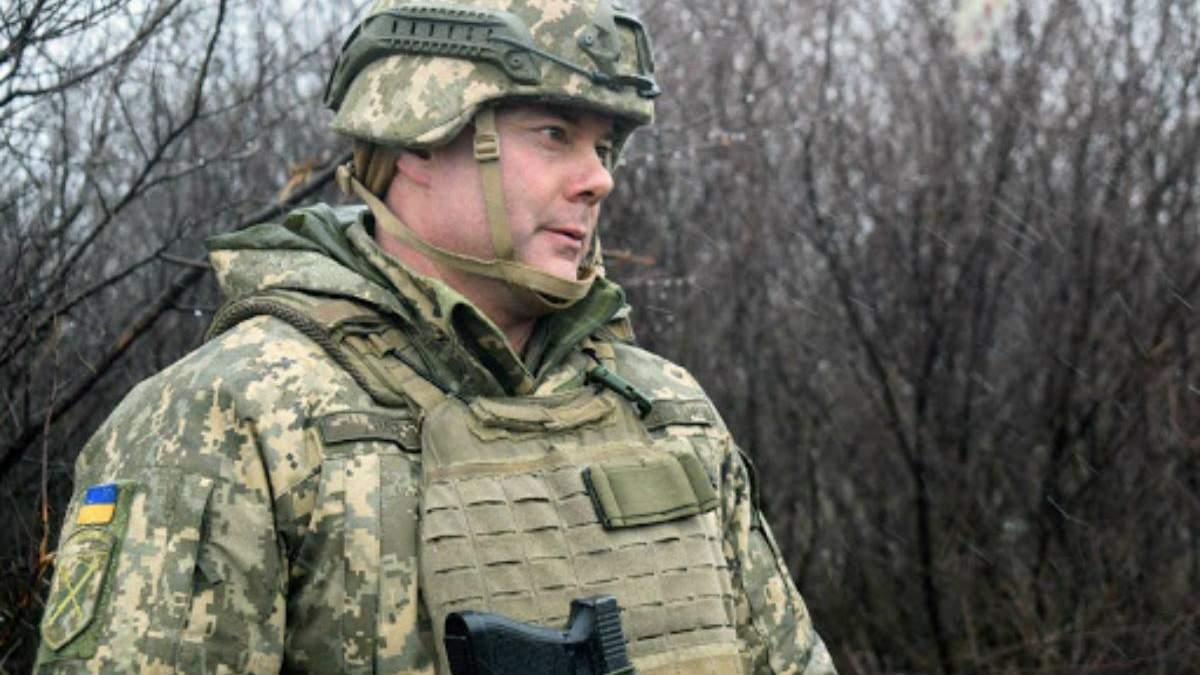 Чи є в Росії ударні групи на Донбасі для наступу: відповідь Наєва