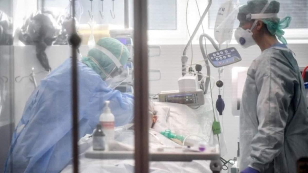 Статистика коронавируса в Украине 7 июля