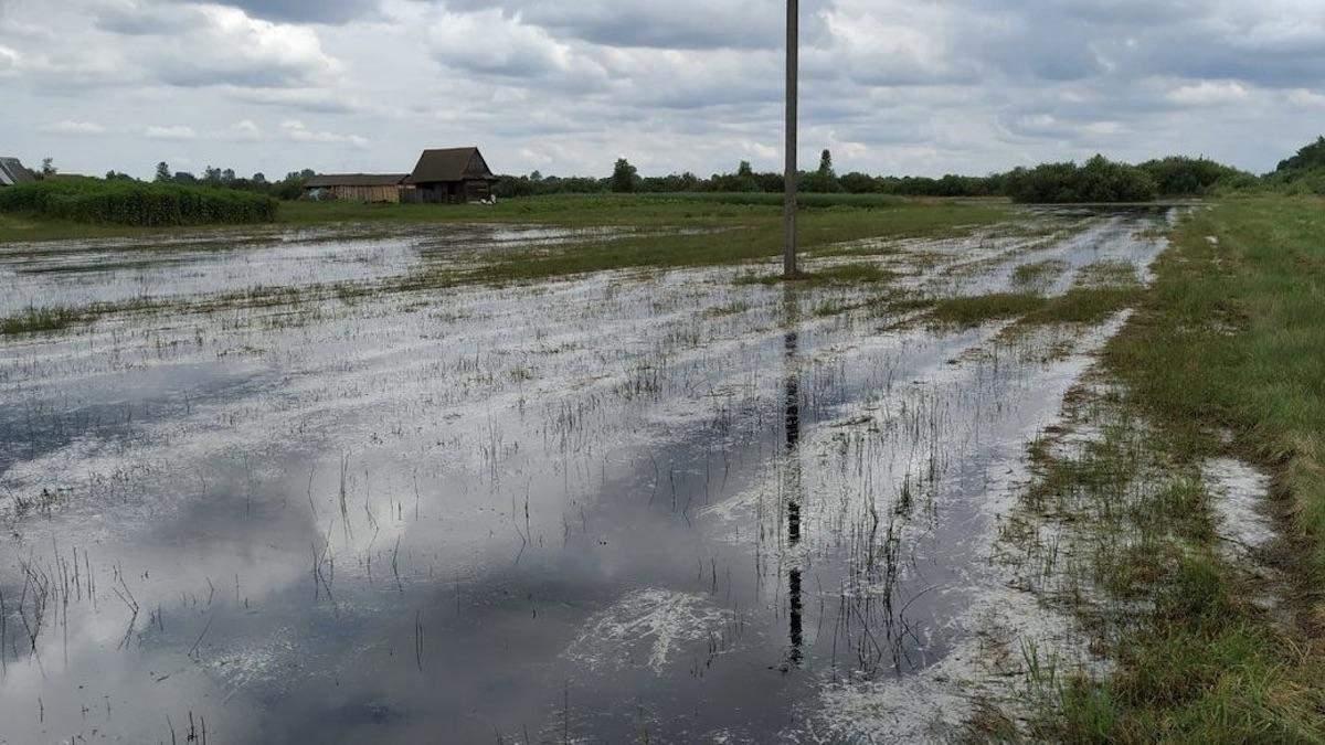 Паводок на Волыни 7 июля 2020: что известно, фото