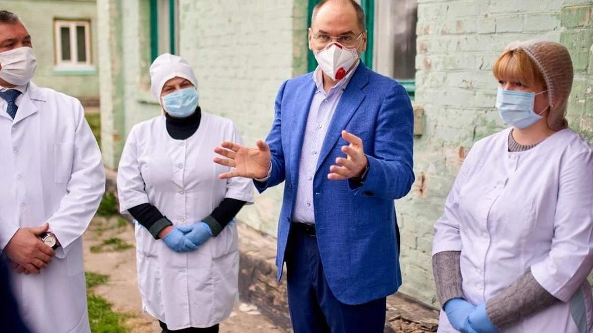 МАксим Степанов про готовність до другої хвилині коронавірусу