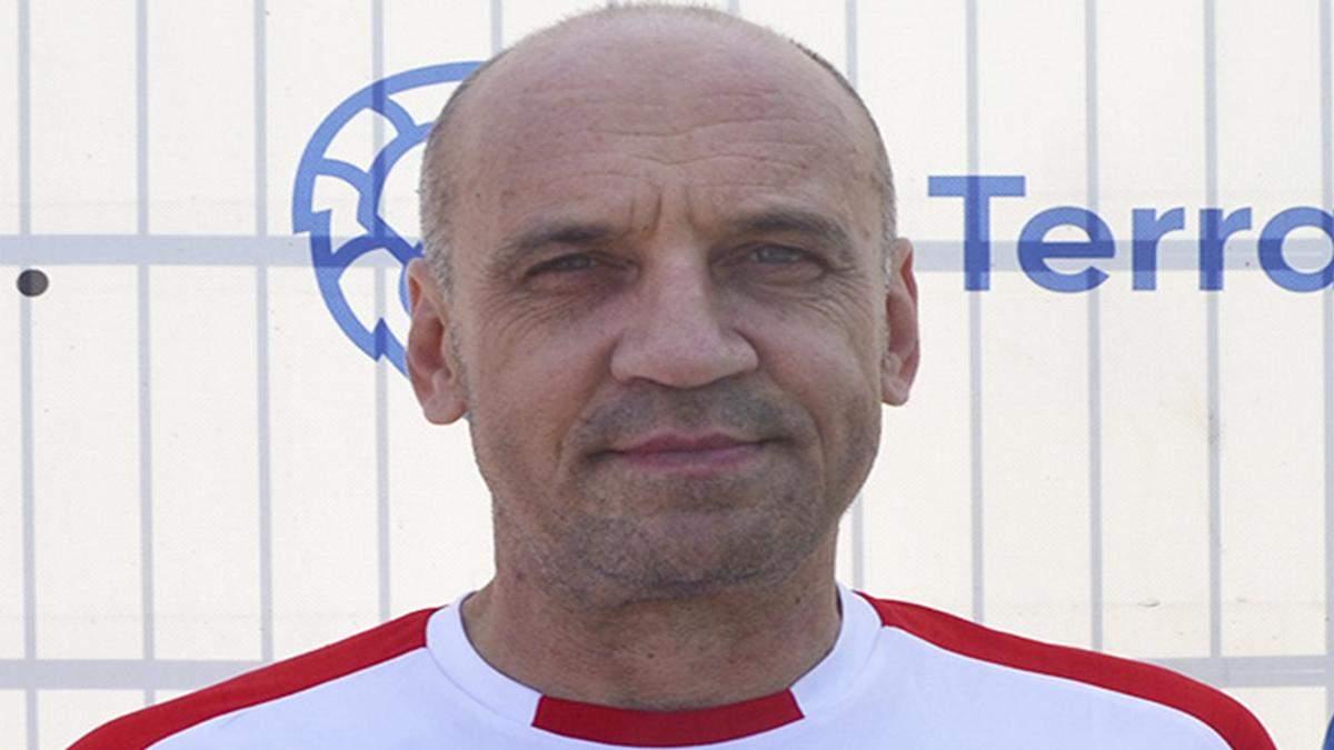 Василя Василенка затримали в Москві – біографія колишнього футболіста