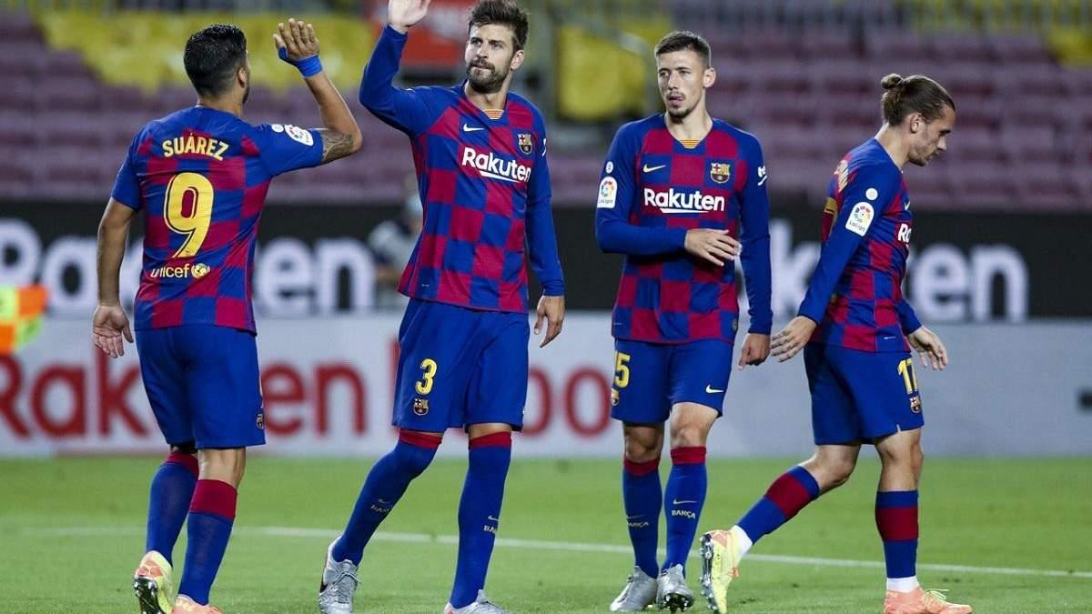 Барселона – Еспаньйол: обзор, счет матча 08.07.2020