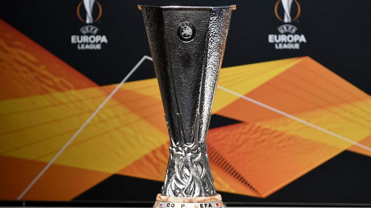 Ліга Європи 2020 – жеребкування, пари команд на ЛЕ 2019/2020