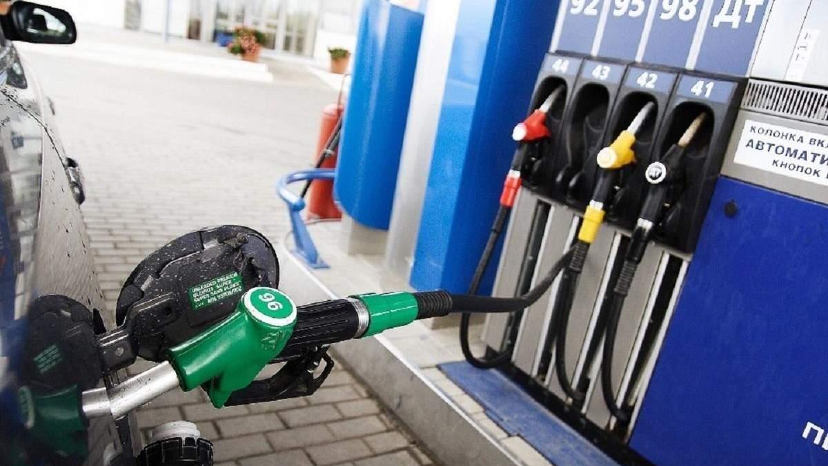 Ціна на бензин WOG, Amic. UPG і Glusco зросла: нові ціни