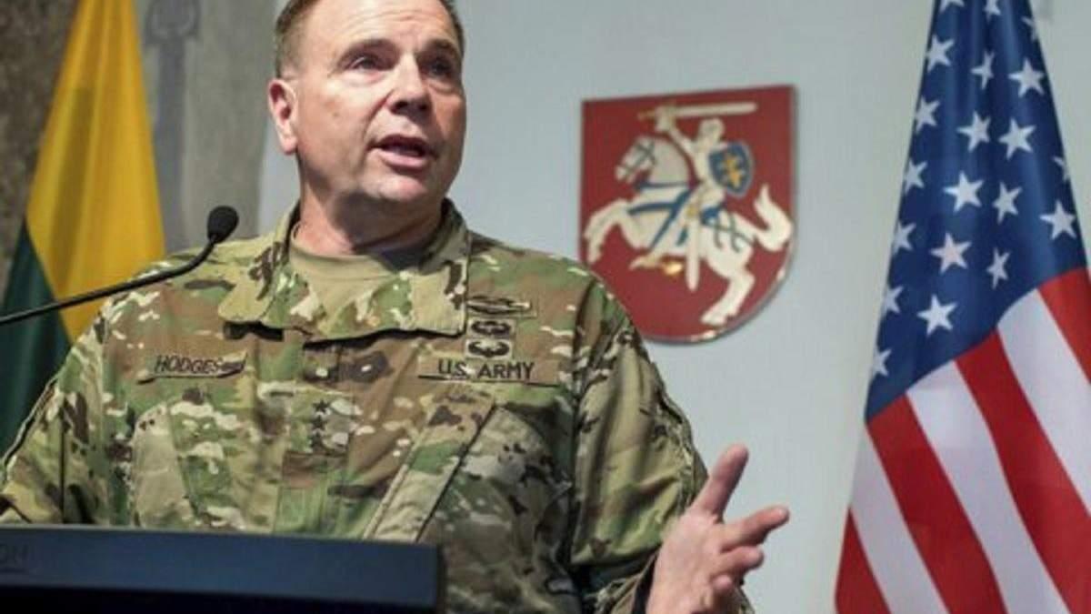 Генерал США назвав можливе місце нового удару Росії по Україні