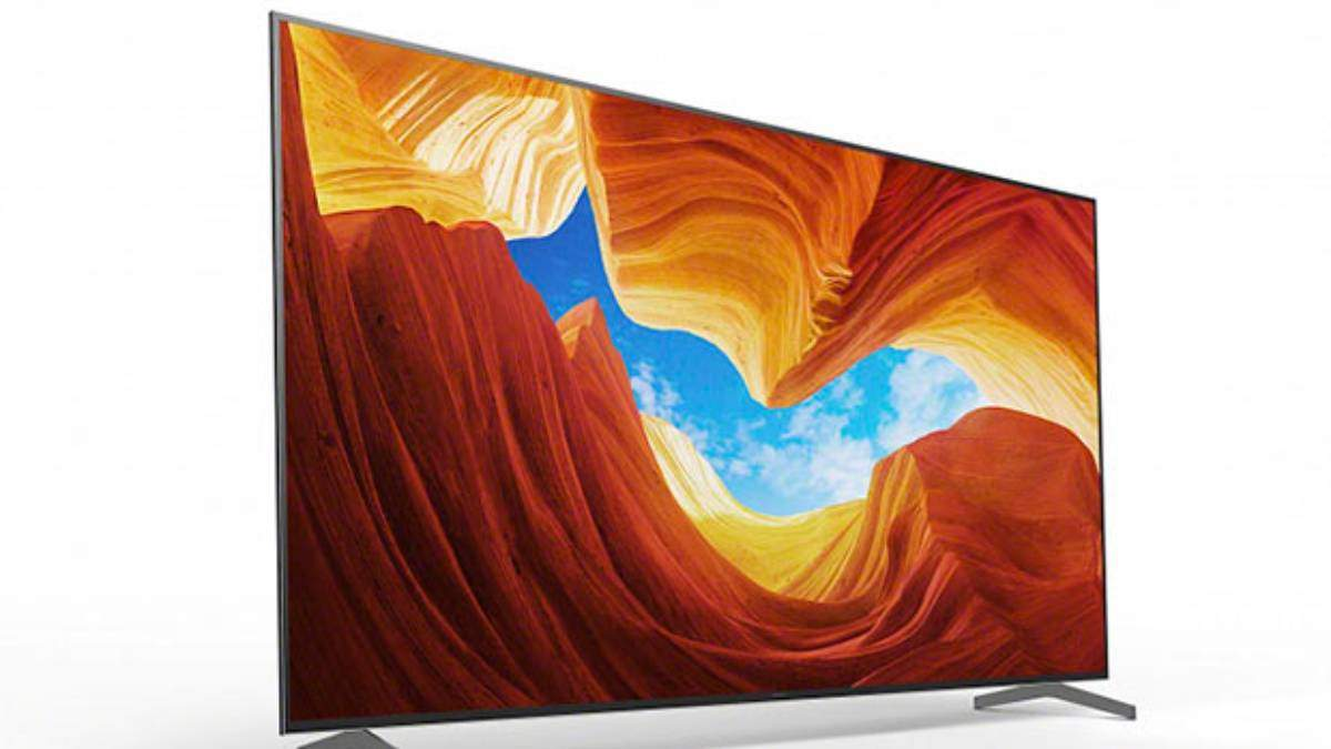 Телевізор Sony Bravia XH90