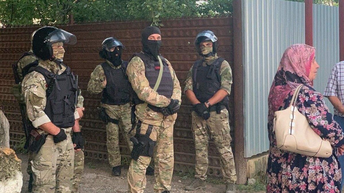 Обшуки в Криму – зупиніть незаконні затримання кримських татар - 24tv
