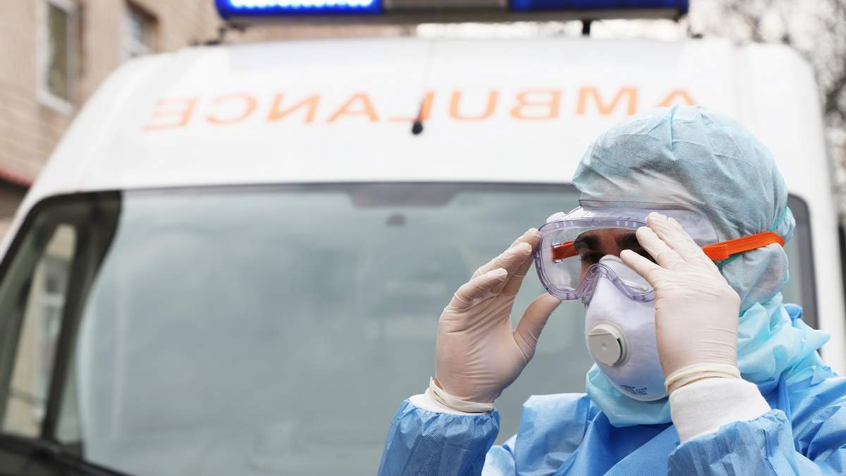 Спалах коронавірусу у психоневрологічному диспансері Слов'янська