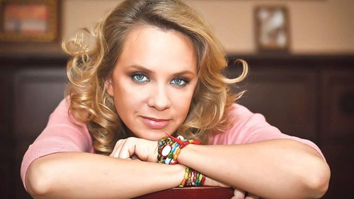 Катерина Серебрянська