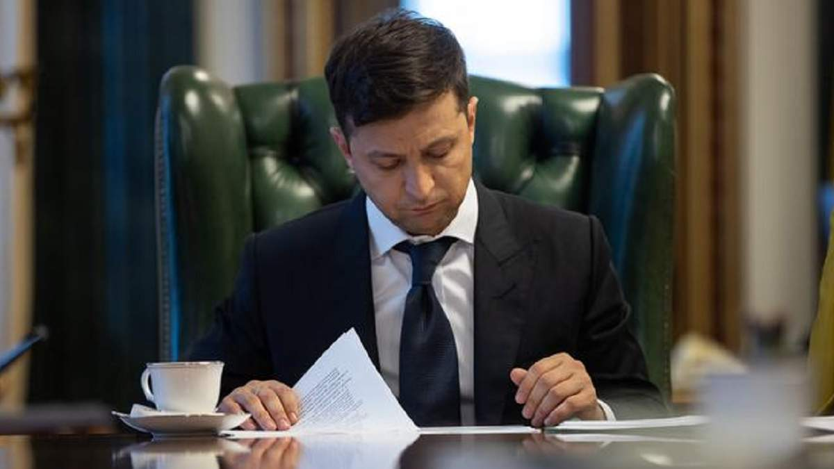 Зеленский признался, что нарушил закон: НАПК составило протоколы
