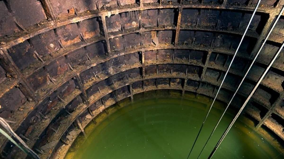 Затоплені шахти становлять екологічну загрозу для регіону