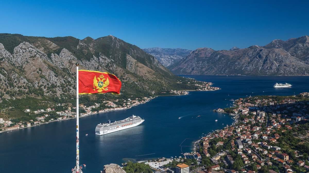 Чорногорія спростила в'їзд для українців
