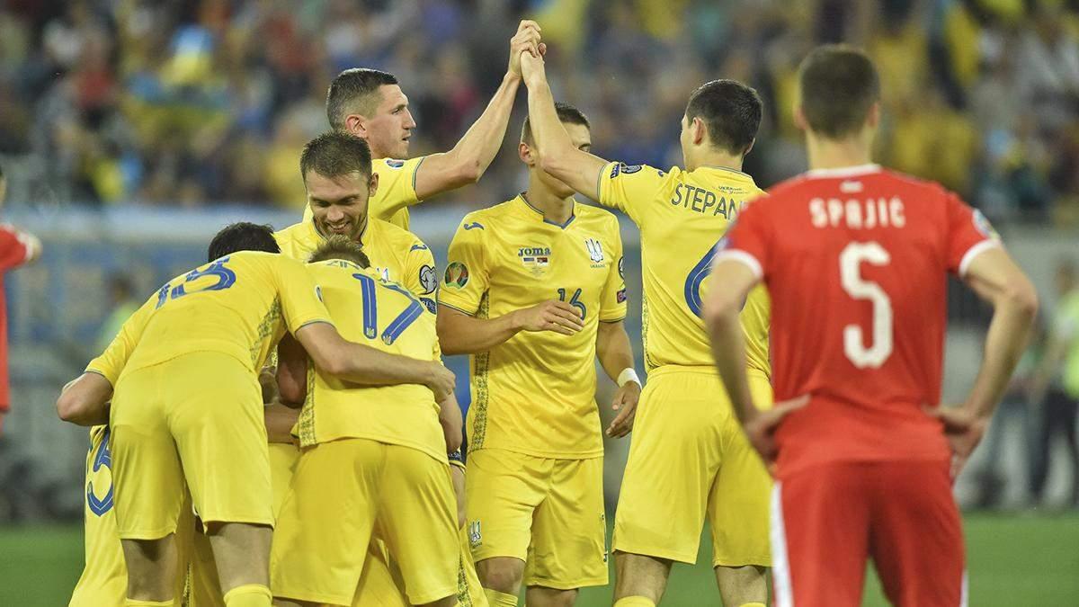 Кривой Рог может принять матч сборной Украины