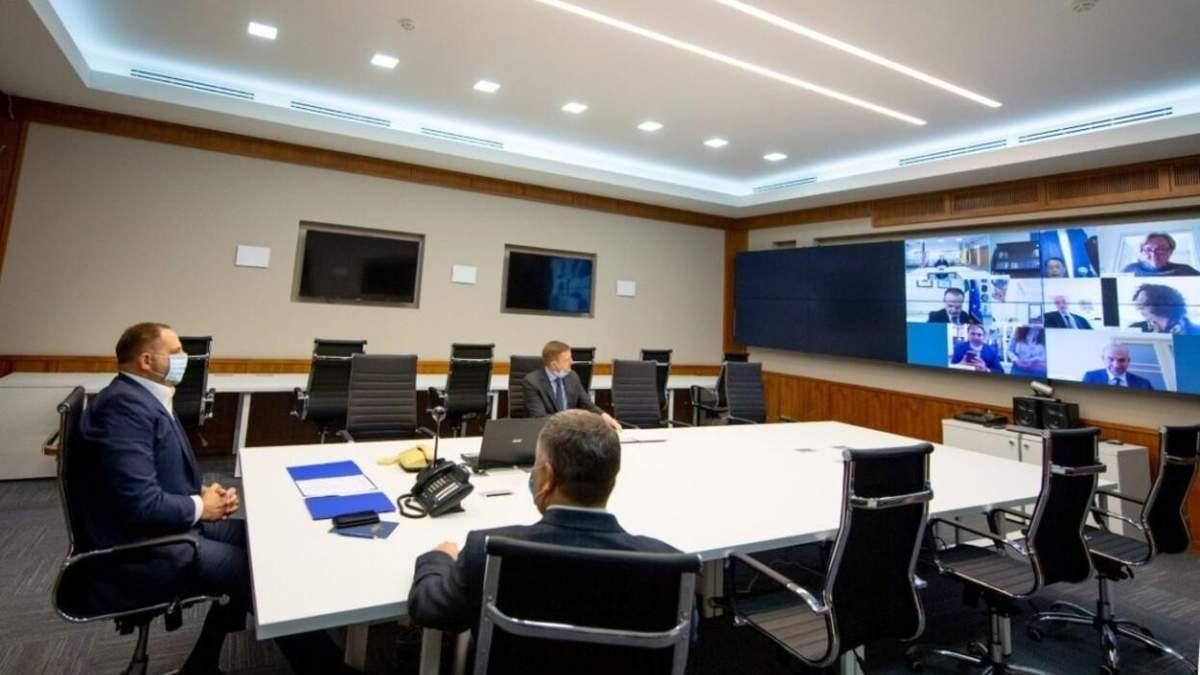 Заседание ВКГ 8 июля 2020: обсуждают пожары на Луганщине